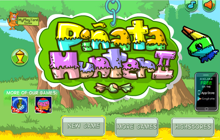 Click Here to play Pinata hunter 2