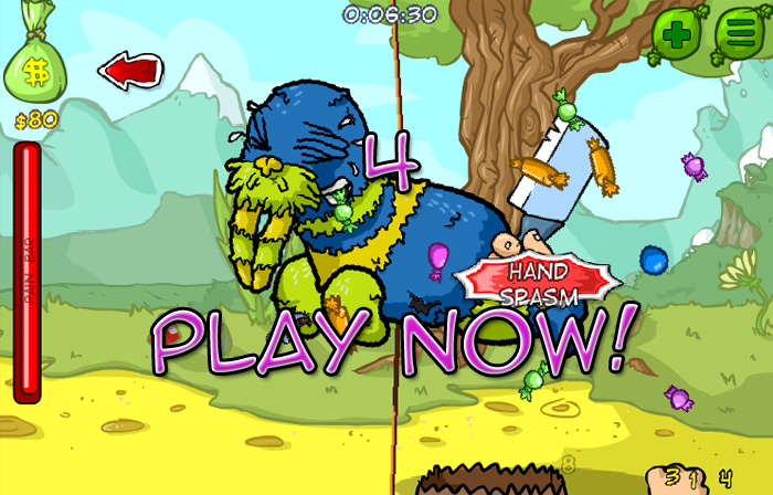 Play Pinata Hunter 4